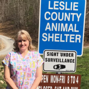 APS-LAE-Hazard - Leslie County Animal Shelter Lisa Lawson Community Service Spri