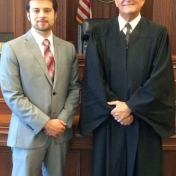 CRC 424 Internship Tristan Syck - Pikeville Campus - Family Court Judge Thompson