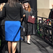 Spring 2019 EKU Manchester Campus Graduate Bethany Metcalf