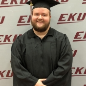 Spring 2019 EKU Manchester Campus Graduate Colby Hudson