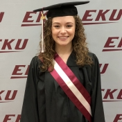 Spring 2019 EKU Manchester Campus Graduate Tracey Hubbard