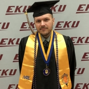Spring 2019 EKU Manchester Campus Graduate Donald Ealy