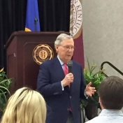 US_Senator_Mitch_McConnell_Speaks_at_EKU_Manchester_8-4-16